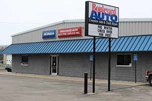 boulevard auto holland mi car repair